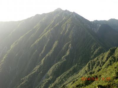 山旅紀行‥中央アルプス縦走・その2.高低差2000メートル!空木岳2863mに挑む。