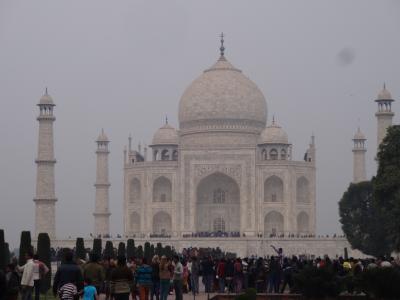 2013年末 インド(アグラ・タージマハル)の旅