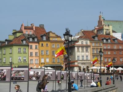 ポーランド(02)―♪はじめてのワルシャワは、ショパンの香り