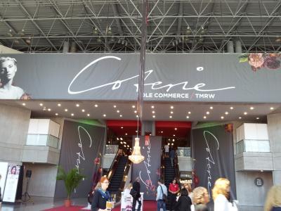 【ニューヨーク2014】全米最大ファッション展示会「Corterie-コーテリー-」に参加!