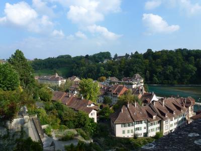 2014夏 スイス ベルン~グリンデルワルト アルプス大自然満喫の旅①