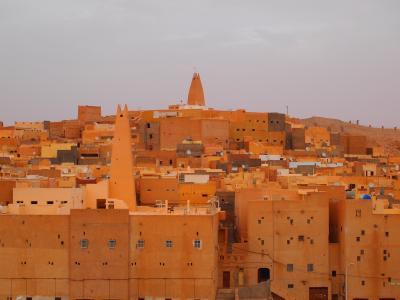 4連休でアルジェリア ~ムザブの谷と首都アルジェ~