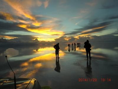 南米のんびり旅 その1 ボリビア ラパスからウユニ塩湖へ