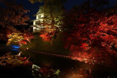 2013紅葉の青森・北海道一人旅①【弘前城】