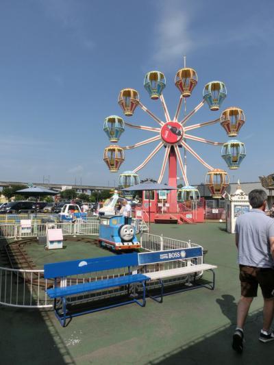 関越道ドライブの旅(2014年7月)