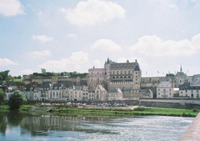 フランス・ロワールの古城一人旅(1)出発~アンボワーズ