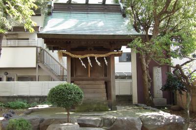 恵比寿神社(神奈川県平塚市明石町)