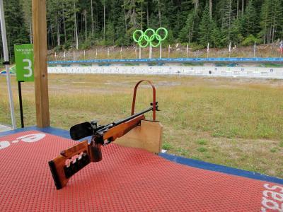 夏のウィスラー(1/全2): ブランデーワイン滝, 2010年冬季オリンピック施設