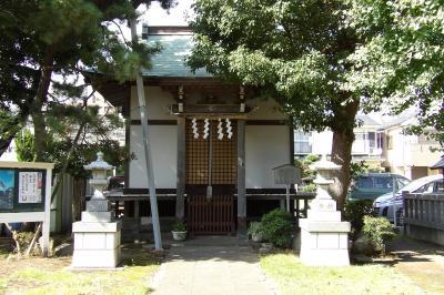 八王子神社(平塚宿)