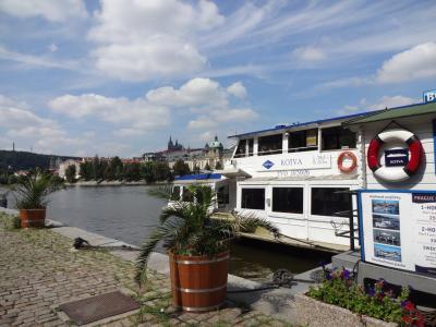 とんでも♪ドライブ旅~チェコ・ドイツ ⑮ヴルタヴァ川?モルダウ川?~遊覧船の旅