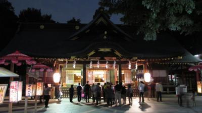 大國魂神社 秋季祭・くり祭[2014/09/28(日)]