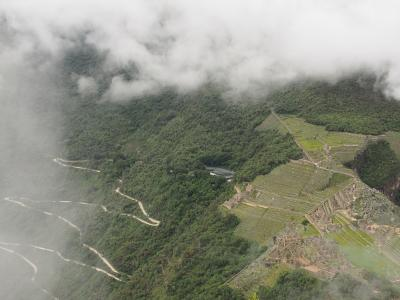 2013年年末(その2、ペルー マチュピチュ 天空の遺跡)