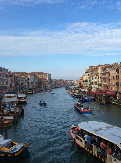 光輝く水の都ヴェネチア