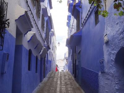 モロッコ(シャウエン)