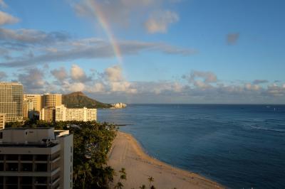 アメリカ西海岸縦断+ハワイ家族旅行記    その⑨( ホノルル編(1))