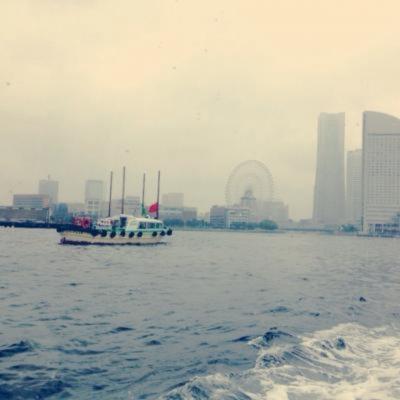 初!シーボートに乗り中華街に行きました