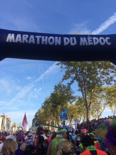 フランス7日目 ボルドー2日目 メドックマラソン当日