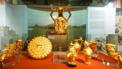 トラキアの黄金と極上ワインのブルガリア
