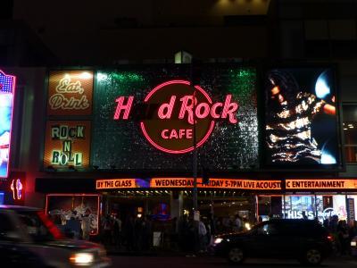 ハードロックカフェ ハリウッドオンハリウッドブルバード店 (Hollywood on Hollywood Blvd)
