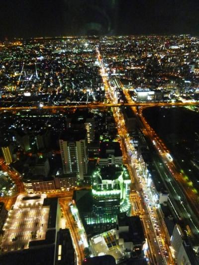 ミナミの新名所・大阪マリオット都ホテルで1泊