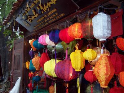 2008.12‐2009.1 ベトナム旅行記④ 世界遺産・ホイアンの古い街並み