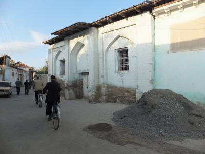 なぜか郷愁・ウズベキスタン ~サマルカンドの路地裏が好き~