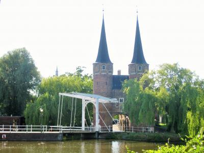 電車・バスでめぐる南ドイツ・ベルギー・オランダの夫婦旅21日間  16日目 アントワープ・デルフト