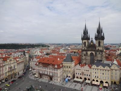 とんでも♪ドライブ旅~チェコ・ドイツ ⑯Last night~Dvorakの調べ