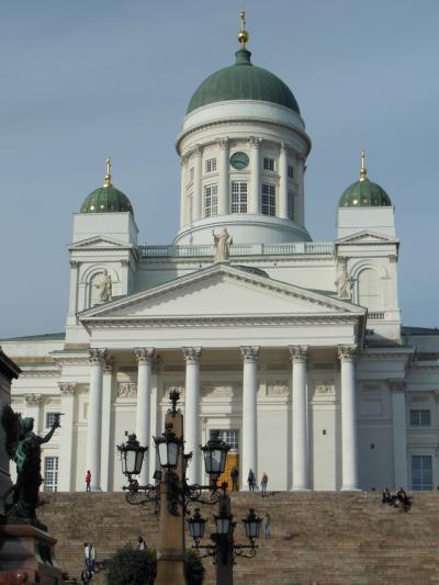 バルト3カ国とフィンランド周遊10日間 8日目ヘルシンキ街歩き