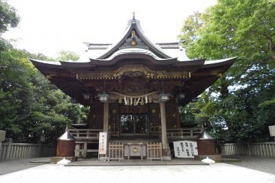 白幡神社(藤沢宿)