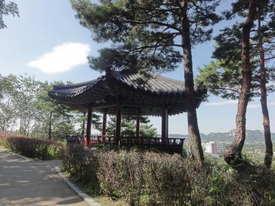 ソウル 新羅ホテル お泊りレポート 2014年10月 ②駱山~梨花洞 路上美術館