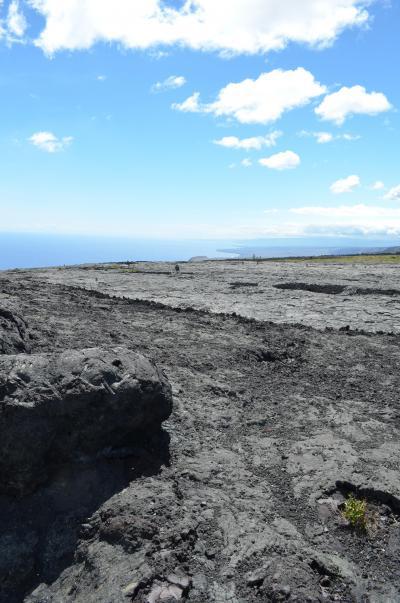 2014年・ハワイ島の旅~(4)キラウエア1泊旅行・後編