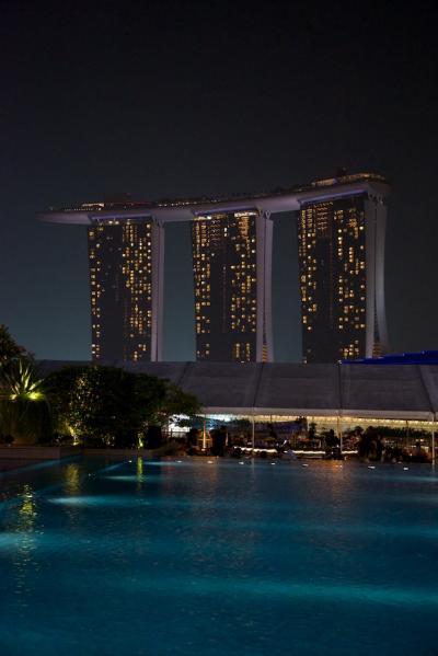 天空のプールへ!シンガポール1人旅 その3