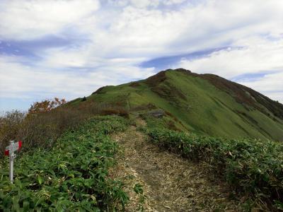 寒風山から笹ヶ峰