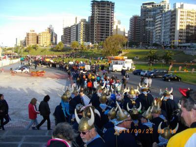 ラグビーゴールデンオールディーズ2014アルゼンチン大会