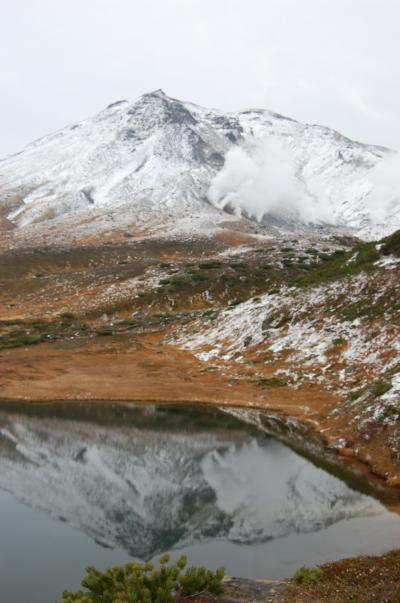 秋の北海道へ:旭岳経由で津別の宿まで