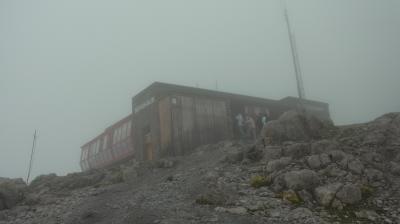 2014年スイス旅行(09)~Panoramawegのはず…