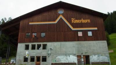 2014年スイス旅行(14)~Madrisaに引き続きRinerhornへ期待を込めて…