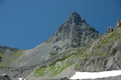 北アルプス・槍ヶ岳から奥穂高岳を縦走する -日本百名山を登る54&55-
