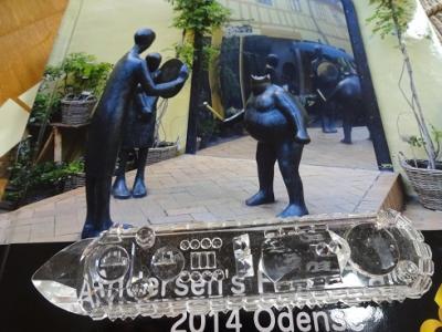 片言英語で行けちゃった! 特別編 ⑰ オーデンセ  アンデルセン童話の街に 迷い込んで!  一番印象に残る街   Andersen's Fairy Tales in Odense,Denmark