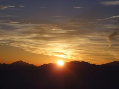 紅葉の木曽駒ケ岳登山と馬籠・妻籠観光を一日で楽しむ木曽・伊那の旅。
