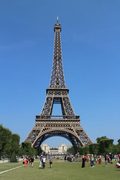 初めての海外一人旅 ツールドフランス2014パリゴール観戦&モンサンミッシェル ③