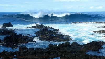 ★南米、時にはバイクで −(49)南海岸沿いの遺跡巡り