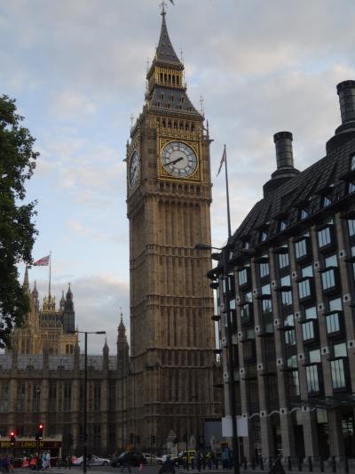 ロンドン10日間