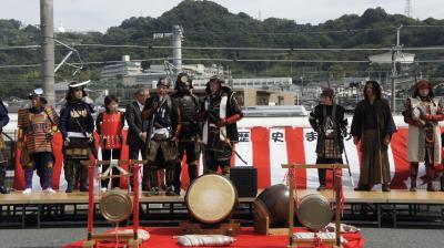 大坂夏の陣番外「大和川の戦」史実をねじ曲げ青い目の侍も参戦