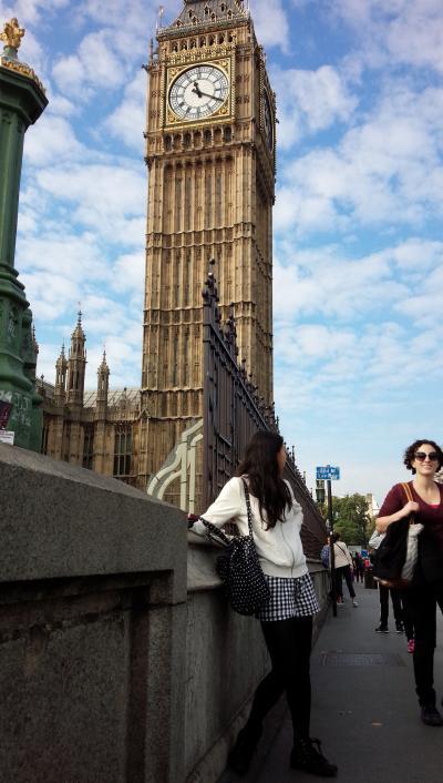 未来のバレリーナ ロンドンへ行く ②