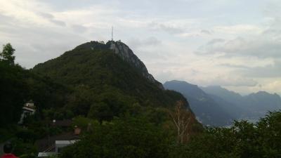 南スイス・ルガーノ湖の眺め抜群の山【スイス情報.com】