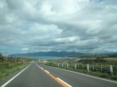 恒例、北海道旅行!パークゴルフざんまい。