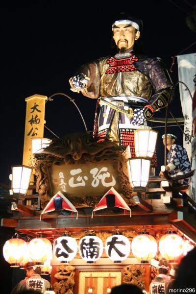 佐原の大祭・秋祭り 2014
