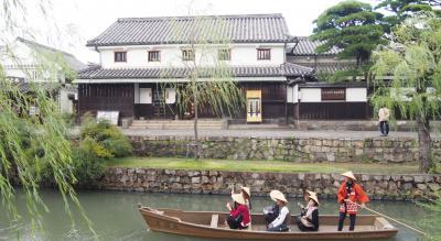 秋の岡山(1) 備中~倉敷